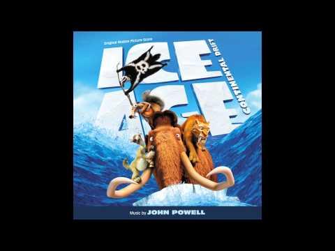 Ice Age: Continental Drift Soundtrack - 12 Land Bridge Trap [John Powell]