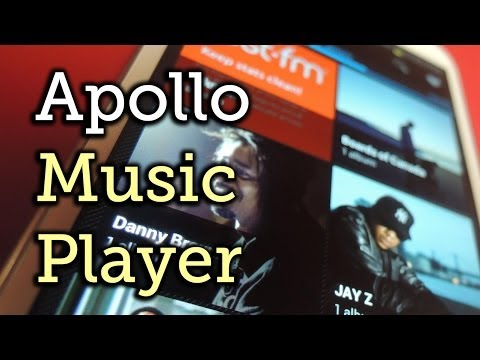 CyanogenMod's Apollo Music Player for Android - Samsung Galaxy Note 2 [How-To]