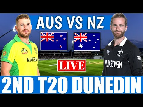 NZ VS AUS LIVE Australia vs New Zealand 2nd T20 LIVE