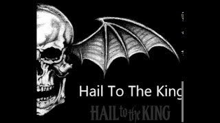 Avenged Sevenfold - Hail To The King (Instrumental)