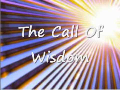 The Call Of Wisdom - Armenian Bible Study