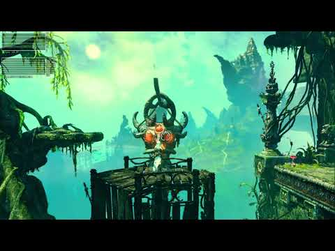Linux Radeon HD 8570 gaming - Trine 3: The Artifacts of Power - 1080p High |