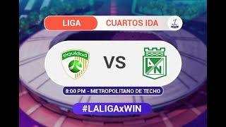 Equidad vs. Nacional (Previa)   Liga BetPlay 2021-1   Cuartos de final ida