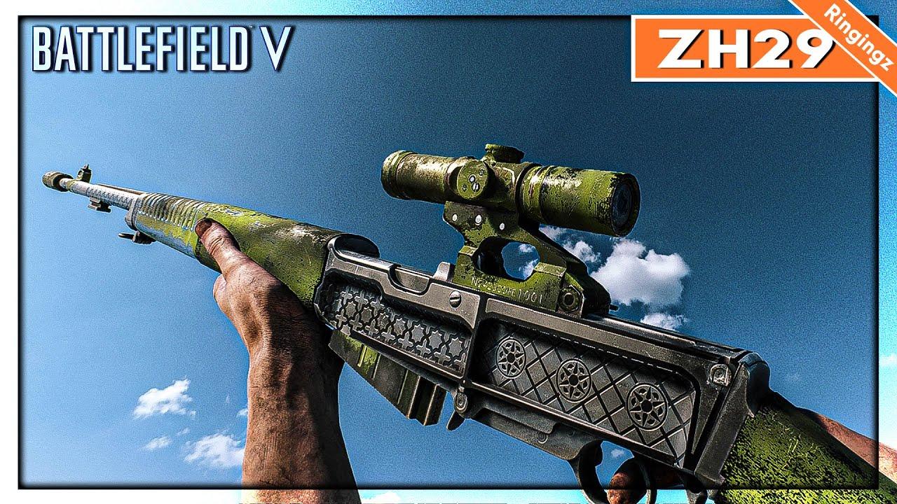 ปืนยมทูต ยิงจนโดนหาว่าโกง - Battlefield V ไทย