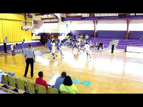 Adell Mooney Point Guard Play vs Manassas High School (11-26-15)