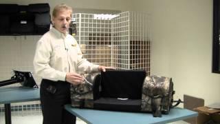 Moose Racing and Mud Utility - Soft Luggage