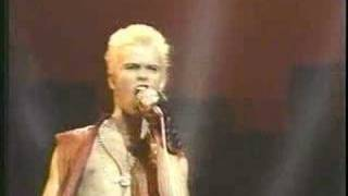 Billy Idol - Hot In The City -- (Solid Gold)