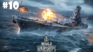 World of Warships #10 | Phoenix - La estrategia del mar