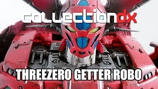 threezero getter robo review collectiondx