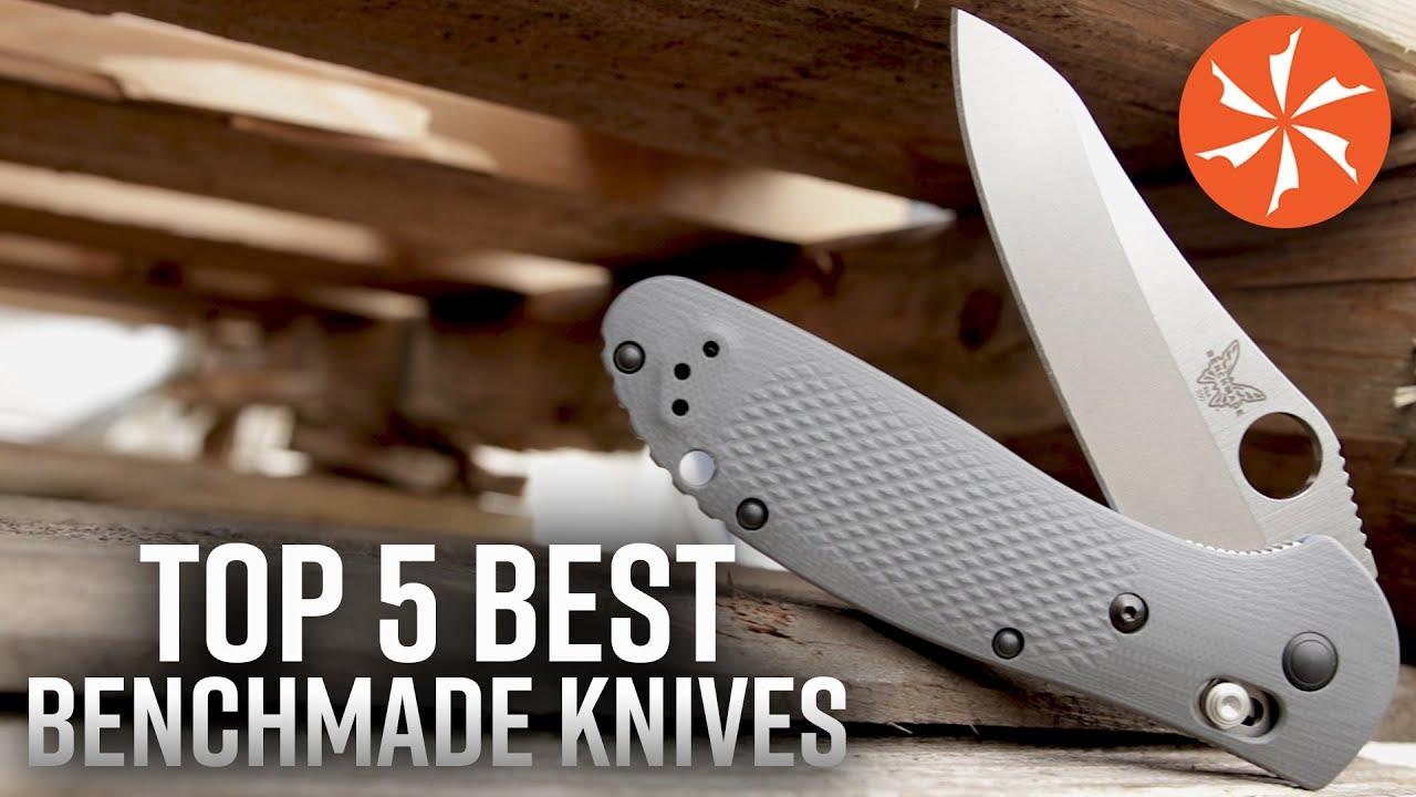 Benchmade Knives - All Models the Most Benchmade Reviews