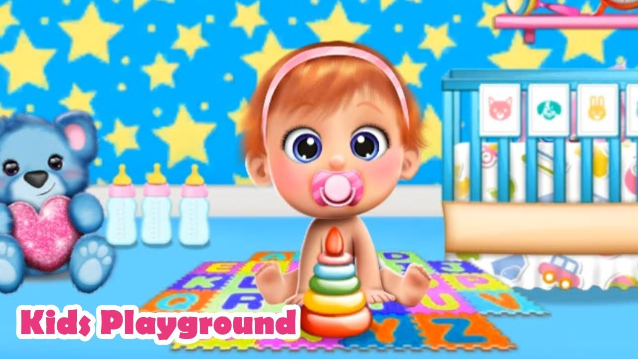 Sweet Baby Doll House Game   Best Doll House Decorating Games For Girls