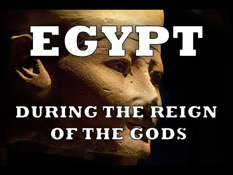 Egypt During the Reign of the Gods - Zep Tepi