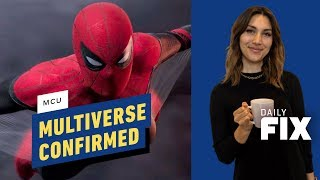 Marvel Confirms MCU Multiverse - IGN Daily Fix