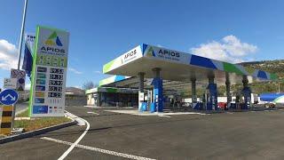 Novi Apios benzinski servis u Dalmaciji