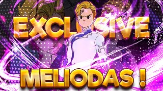 SUPER EXCLUSIVE DEMON MELIODAS DOMINATES PvP! Seven Deadly Sins: Grand Cross