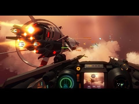The Best Space Combat Game I've Ever Played In My Life... Introducing House Of The Dying Sun