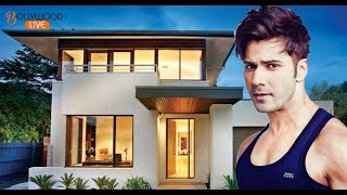 Varun Dhawan' Buys New Home - Watch Complete House From Inside - Full Video - Bollywood Live