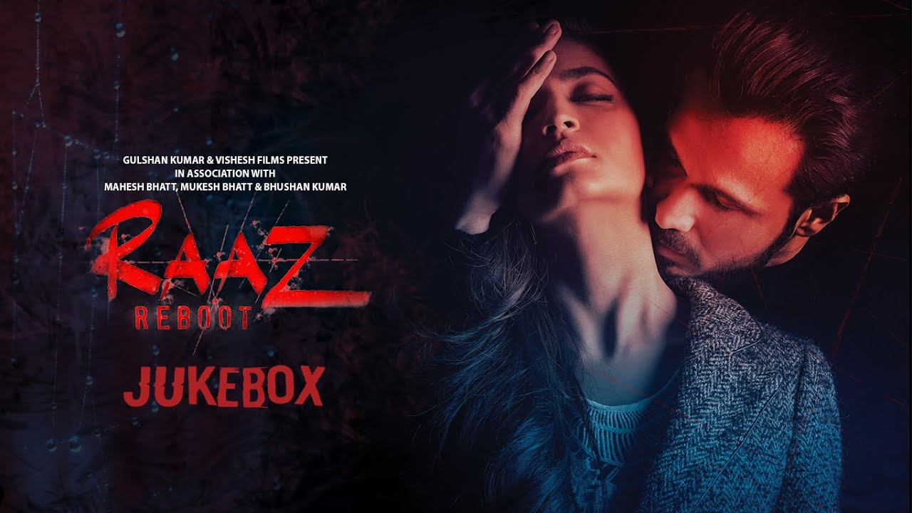 RAAZ REEBOOT: MELODIOUS TRACK JUKEBOX IS OUT
