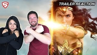 Wonder Woman Official Final Trailer Reaction and Review