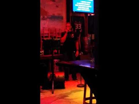 Sandbar karaoke
