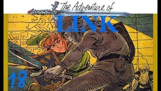 Zelda II: The Adventure of Link #18 FINALE Die Dunkelheit in Link  [Blind/German/Let