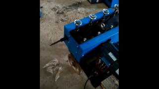 PC Strands Pusher Machine Used For Pushing Prestressed Strands