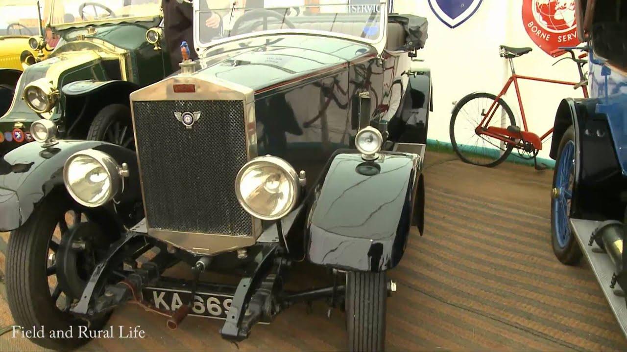 A pre-war Vintage Car Auction - YouTube