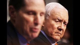 Orrin Hatch Gets MAD When You Call Him On His Bullsh*t thumbnail