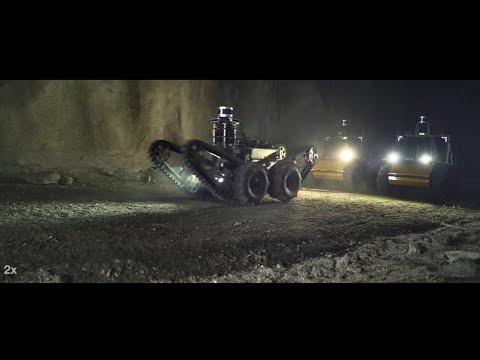 DARPA Subterranean Challenge kicks off tomorrow