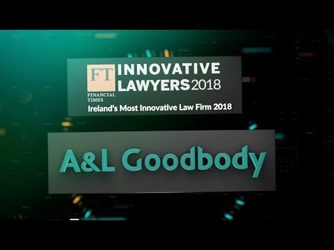 Ireland's Most Innovative Law Firm 2018