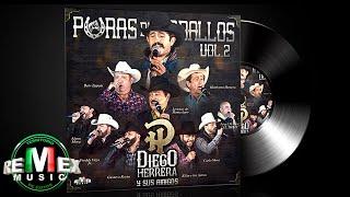 Diego Herrera y sus amigos - Puras de caballos Vol. 2 (Full Video)