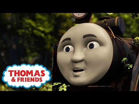 Thomas & Friends UK | Thomas Rebuilds Hiro | Hero of The Rails | Thomas & Friends Movie Compilation