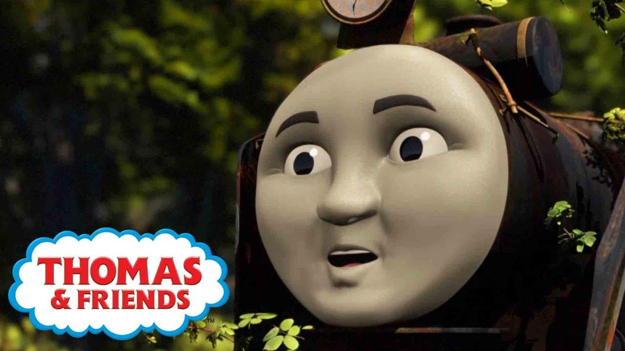 Download Thomas & Friends UK   Thomas Rebuilds Hiro   Hero of The Rails   Thomas & Friends Movie Compilation