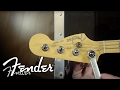 How To | Changing Bass Machine Heads (Vintage & Modern-Style) | Fender