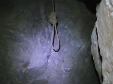 Black Widow Mine Exploration: Ghost Caught on Tape?