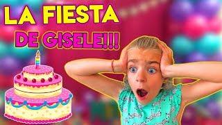 LA FIESTA DE CUMPLEAÑOS DE GISELE!! ASÍ SERÁ!! ItarteVlogs