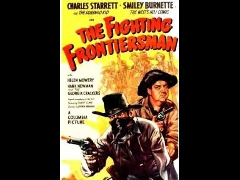 DURANGO KID    ****     THE FIGHTING FRONTIERSMAN  (original inglês)