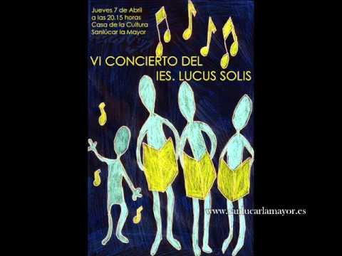 "VI Concierto del Instituto ""Lucus Solis""."