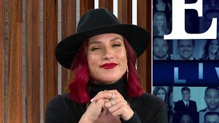 'DWTS': Sharna Burgess Has Thoughts About No Spring Season