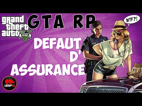 GTAV RP #3 - Défaut d'Assurance