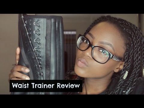 03eca74a069 Ann Darling Waist Trainer Review! - YouTube