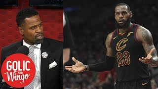 Stephen Jackson: LeBron is only superstar who needs to be told he