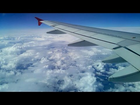 Aeroflot - Russian Airlines flight from Rostov-on-Don to Moscow, Airbus A320