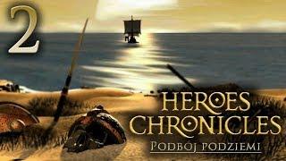 PRZEWOŹNIK [#2] Heroes Chronicles: Podbój Podziemi