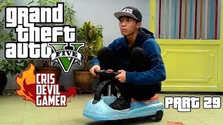 GTA V part 29 - Cướp nhà băng lớn nhất Los Santos