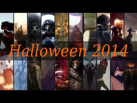'This is Halloween!' - A Heavy Multigenere Halloween 2014 Mix (by Reggean)