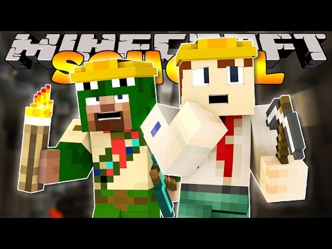 Minecraft School Scouts - MINING DISASTER