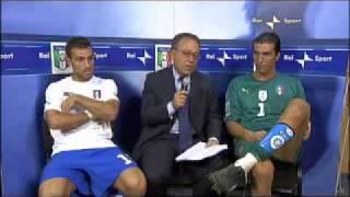 Gruzja - Włochy 0:2 (0:0) - Highlights/Skrót (Georgia - Italy)