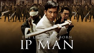 ייפ מאן: האגדה קמה לתחייה (2010) Ip Man :Legend Is Born