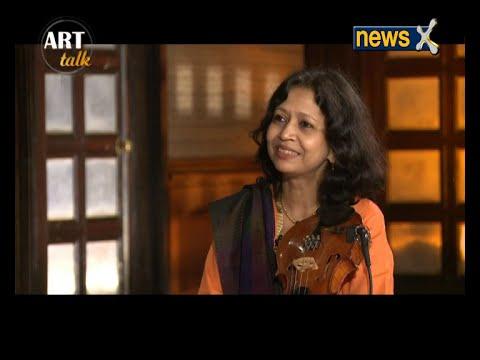 Art Talk - Anupriya Deotale (Violinist)